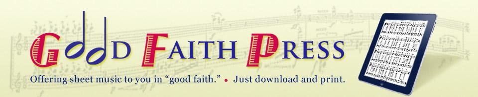 Good Faith Press